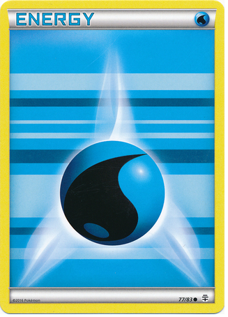 Water Energy 77/83 Generations - The Pokemart - 1