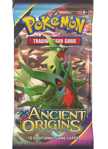 XY Ancient Origins Booster Pack - The Pokemart
