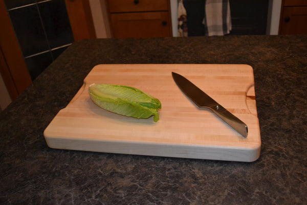 Rectangular Salad Board - Maple - Natural Inspirations Woodworking