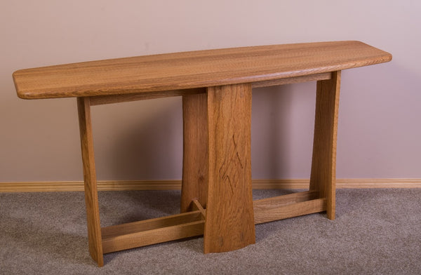 White Oak Occasional Table