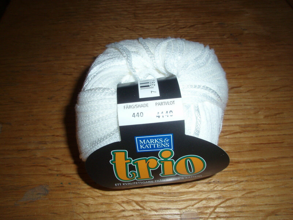 Marks and Kattens Trio - 440 - yarn