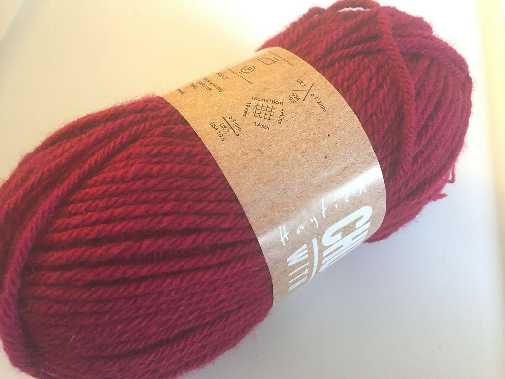 Hayfield Chunky With Wool - 0769