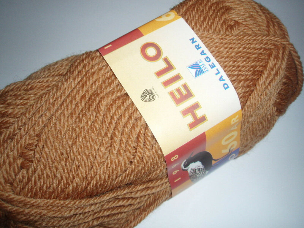 Dalegarn Heilo - 2434 - lot 1241 - yarn