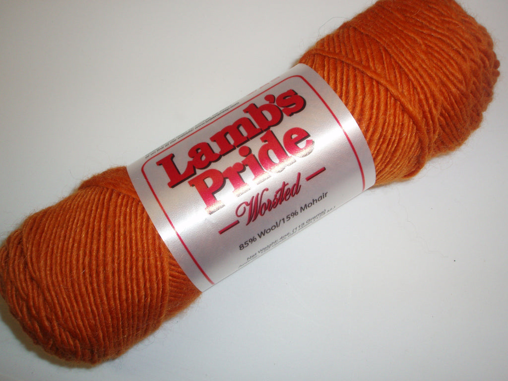 Brown Sheep Lamb's Pride Worsted 022