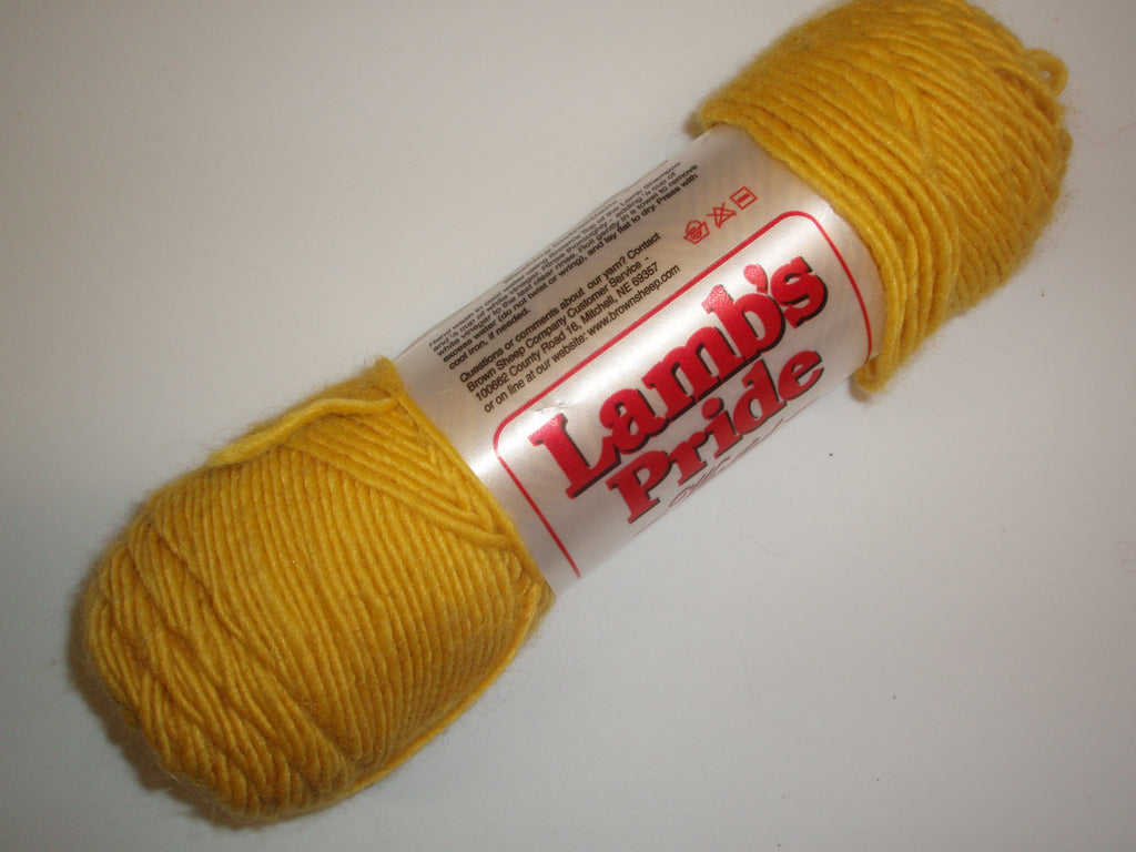 Brown Sheep Lamb's Pride Worsted 155