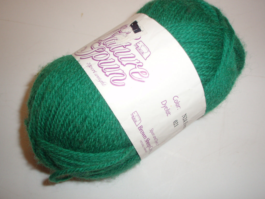 Brown Sheep Nature Spun Sport 024