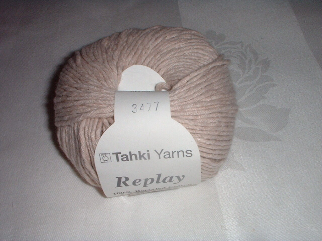 Tahki Replay - recycled cotton - 02