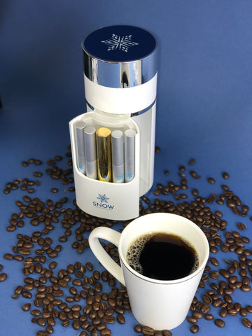 Snow Teeth Whitening Coffee Cup Beans System Best