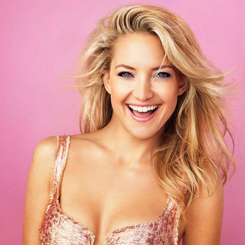 Kate Hudson white teeth smile