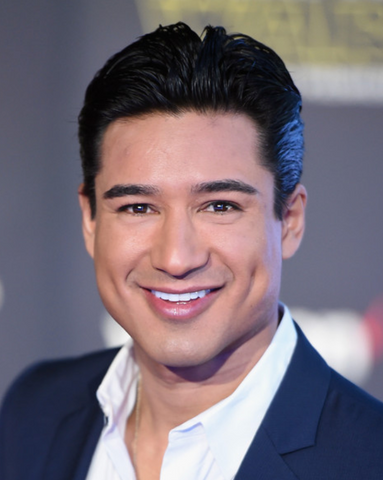 Mario Lopez white teeth smile