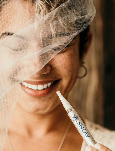 bridal white teeth benefits love