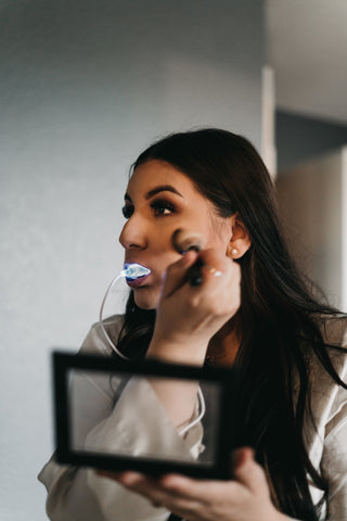 electronics teeth whitening snow