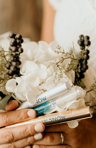 wedding beauty tips teeth