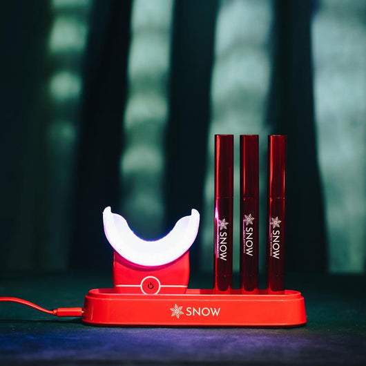 New Wireless Teeth Whitening System (LIMITED SERIES)