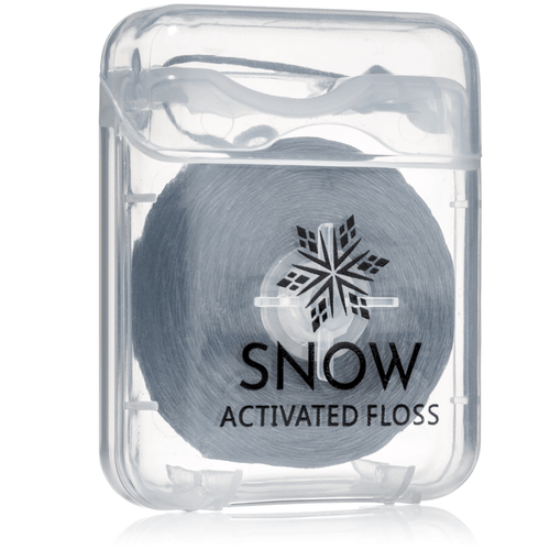 FREE Activated Charcoal Whitening Floss - Limit 1 Per Order