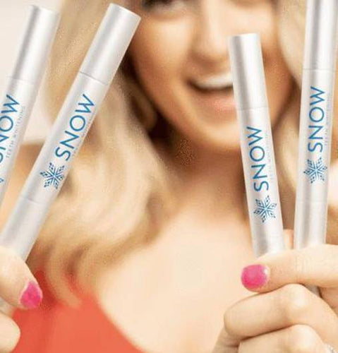 1-Year of Snow Teeth Whitening Wands