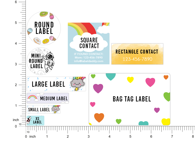Top Label Questions Answered – LabelDaddy