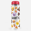 Emoji Party Water Bottle Labels
