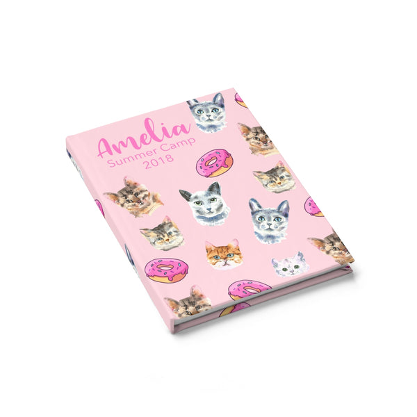 Kittens and Donuts Journal