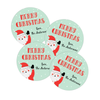 Be Jolly Gift Labels