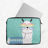 Chill Llama Laptop Sleeve