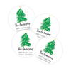 Christmas Wishes Return Address Labels