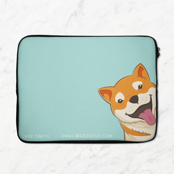 Woof! Laptop Sleeve