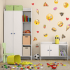 Emoji Party Wall Decals