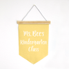 Chic Classroom Banner