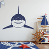 Great White Shark Vinyl Decal