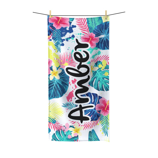 Hawaiian Beach Towel