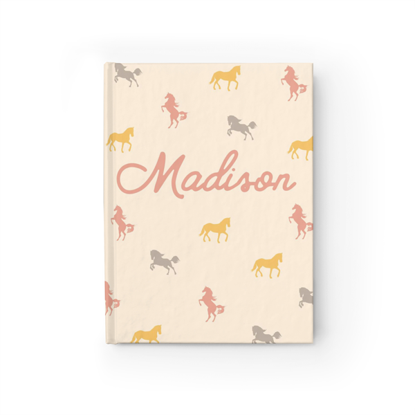 Equestrian Dreams Journal
