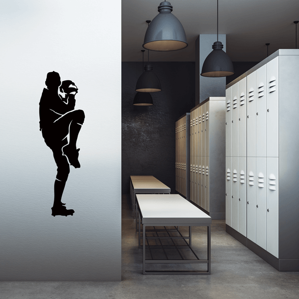 Pitcher Wall Decal