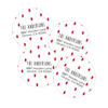 Holiday Trees Return Address Labels