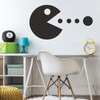 Retro Arcade Game Vinyl Wall Decal