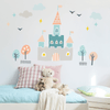 Storybook Castle Decal Set