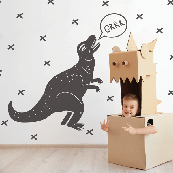 T-Rex Decal Set