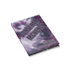Purple Tie-Dye Journal