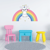 Unibunny Wall Decal Set