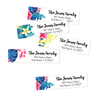 Aloha Return Address Labels