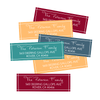 Southwest Hues Return Address Labels
