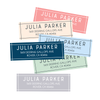 Carolina Summer Return Address Labels