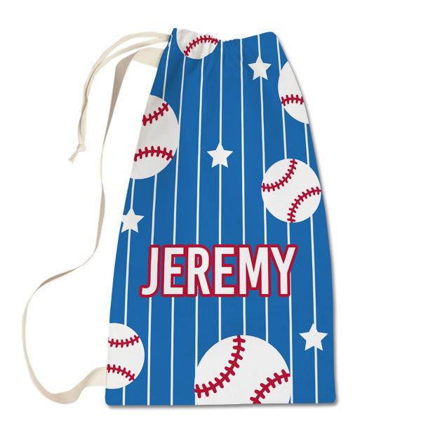 Baseball Laundry Bag