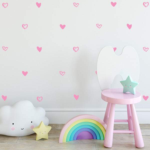 Free Love Wall Decals