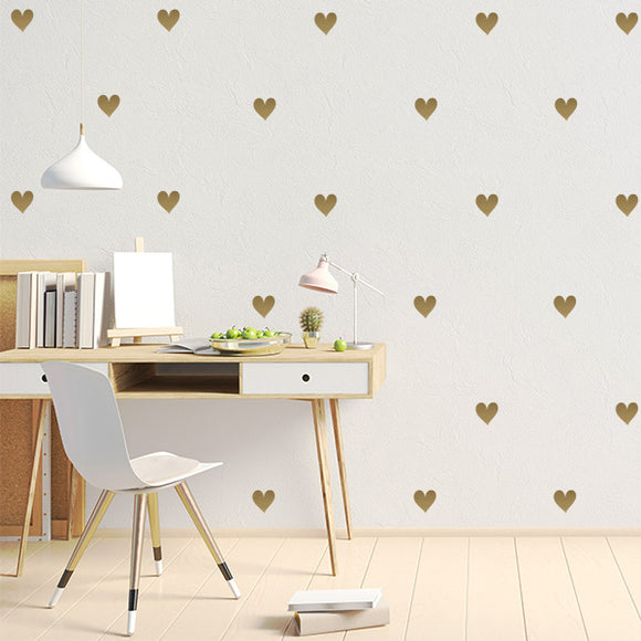 Simply Heart Wall Decal