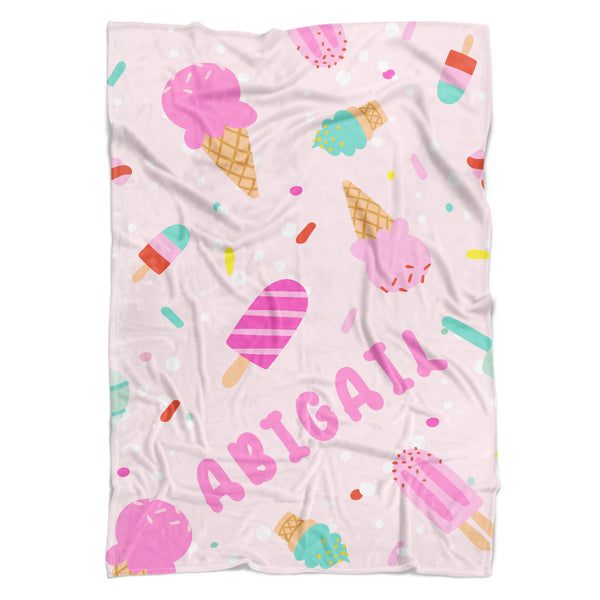 Ice Cream Dreams Blanket