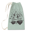 Summit Pass Laundry Bag Front View