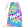 Groovy Tie-Dye Laundry Bag Large