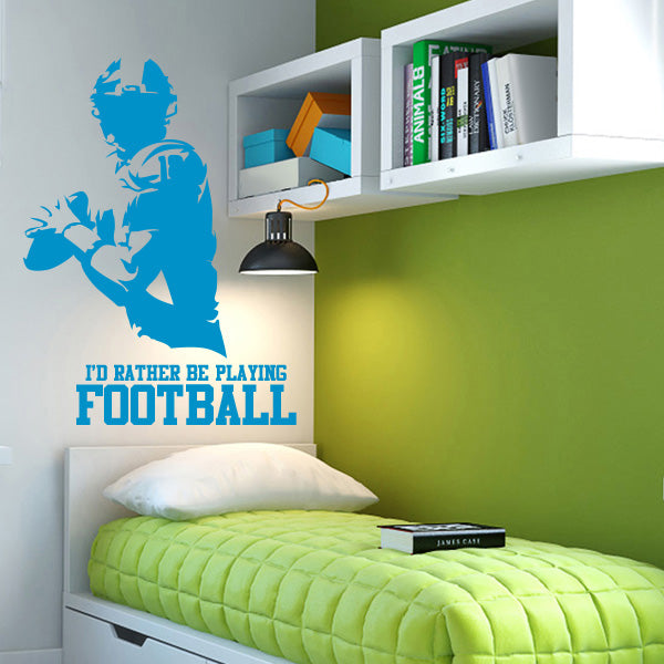 Game Time Wall Decal