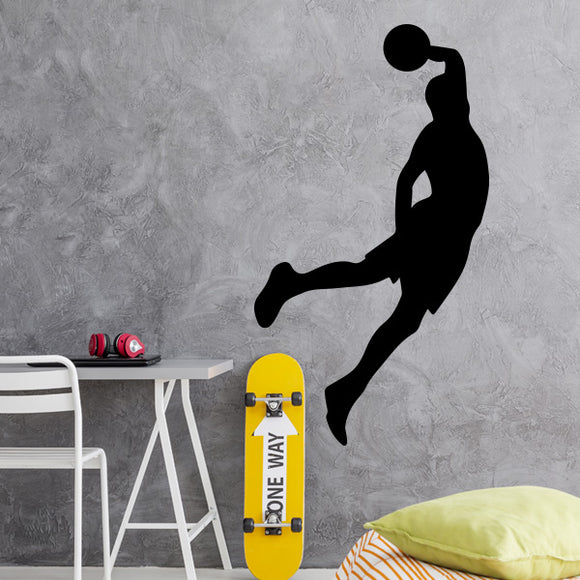 Hang Time Wall Decal